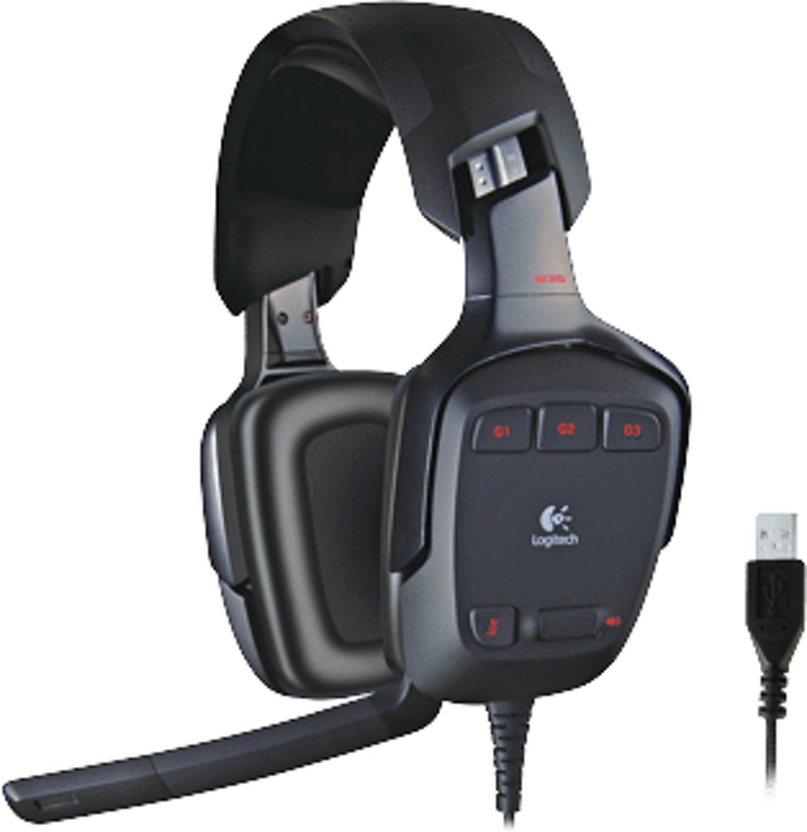 35 - 7.1 Virtueel Surround Gaming Headset - Pc + PS4