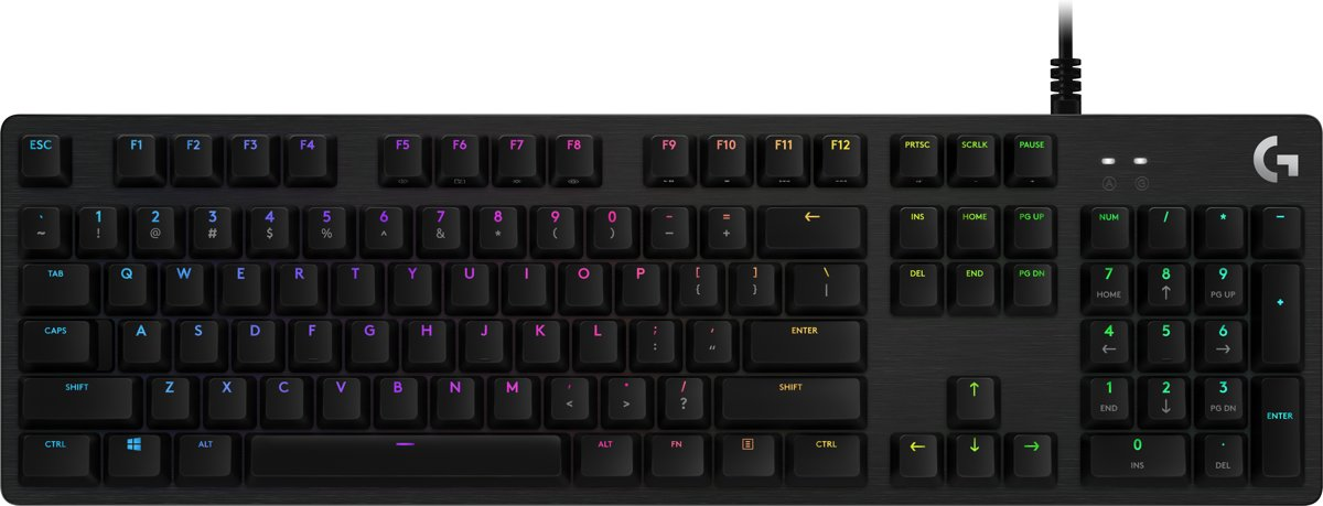 512 Gaming Keyboard Special Edition - US layout