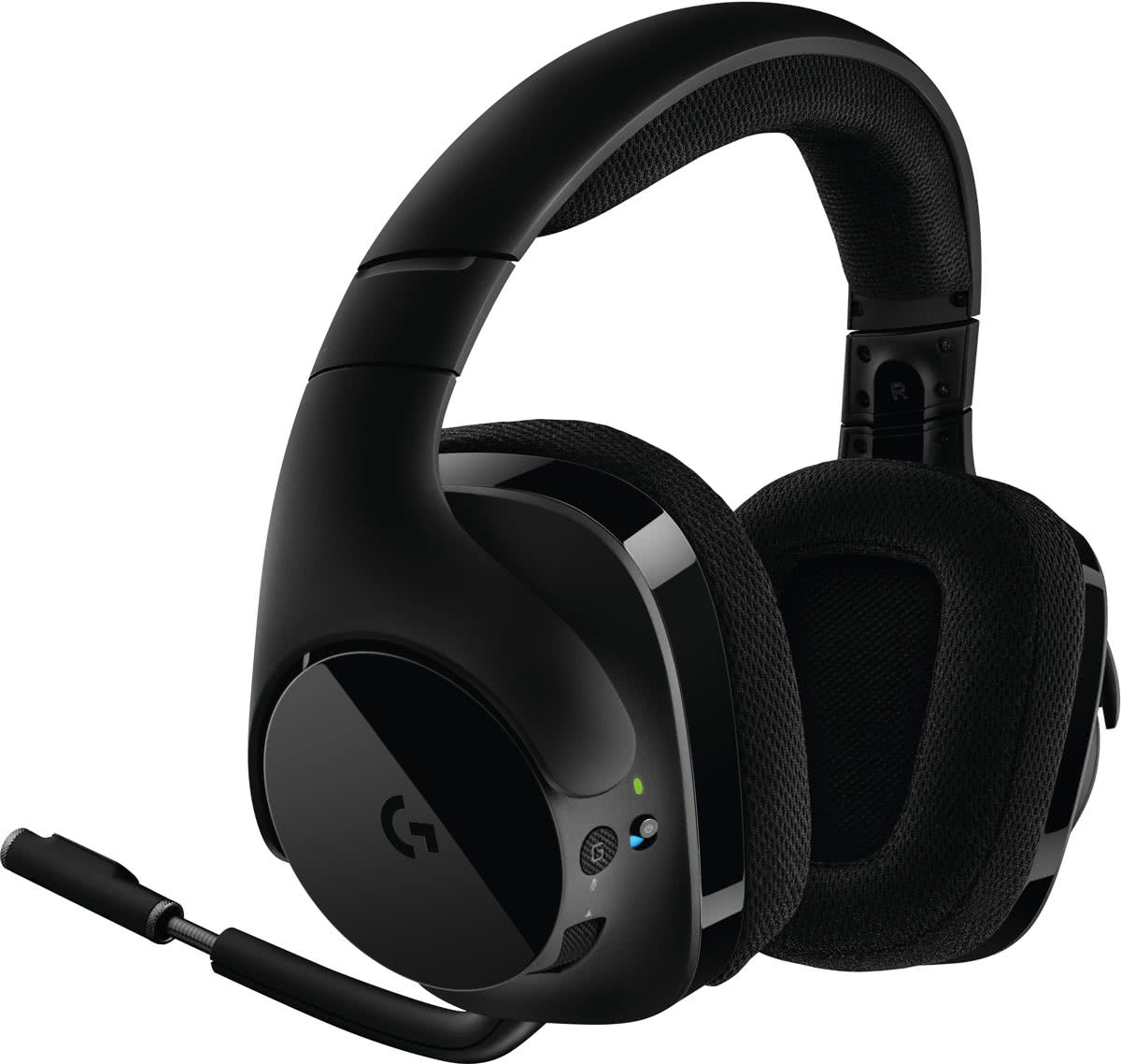 Logitech G533 - Draadloze DTS 7.1 Surround Gaming Headset - PC + PS4