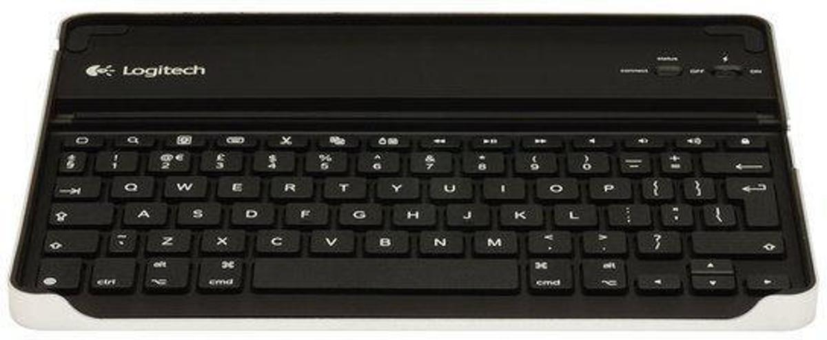 Azerty Keyboard Case for iPad 2