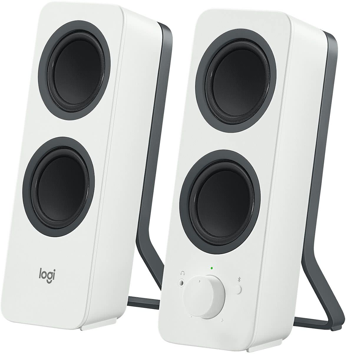 Z207 - Bluetooth Computerspeakers - Wit