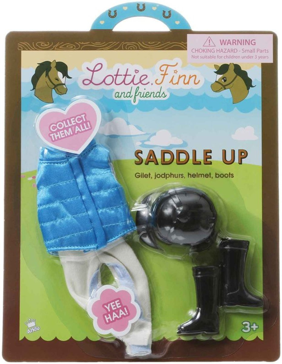 Saddle Up Set - Opzadel Set