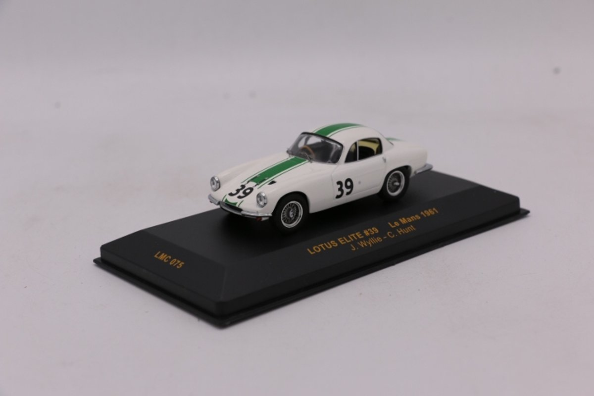 Lotus Elite 24H LeMans 1961