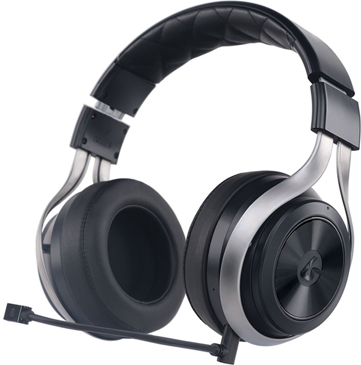 LucidSound LS30 Wireless Headset - Silver Black (PC/PS4/XO)