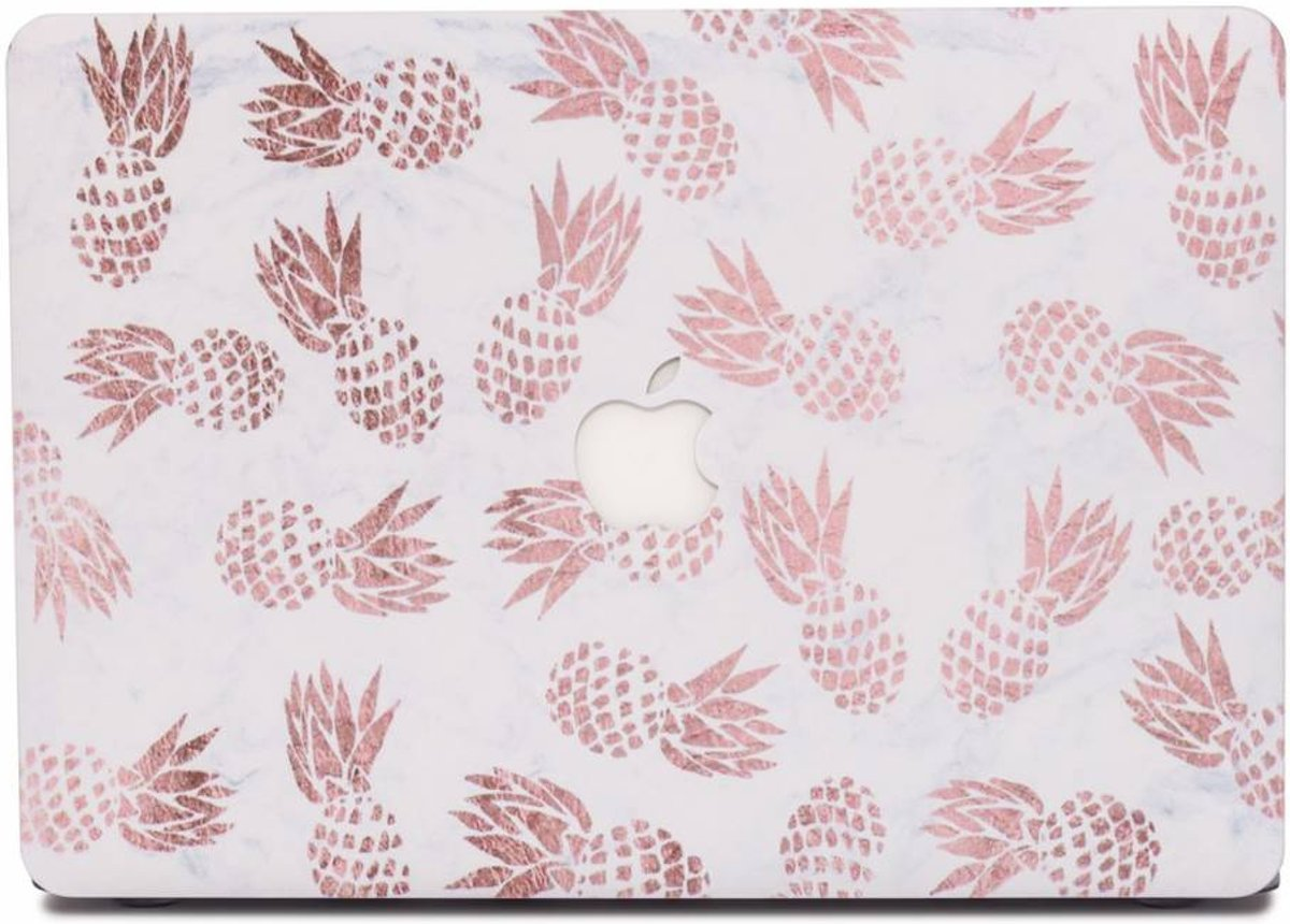 Lunso - cover hoes - MacBook Air 13 inch (A1932/A1989) - Fruity Marble