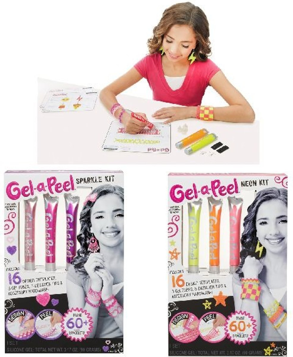 Gel-a-Peel Theme Pack Assorti