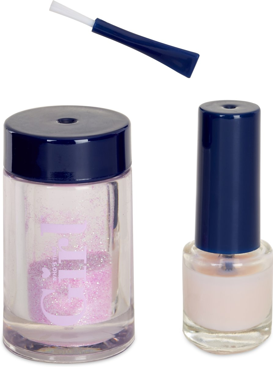 Whos That Girl Nail Polish Dip- Diamond Sprinkles