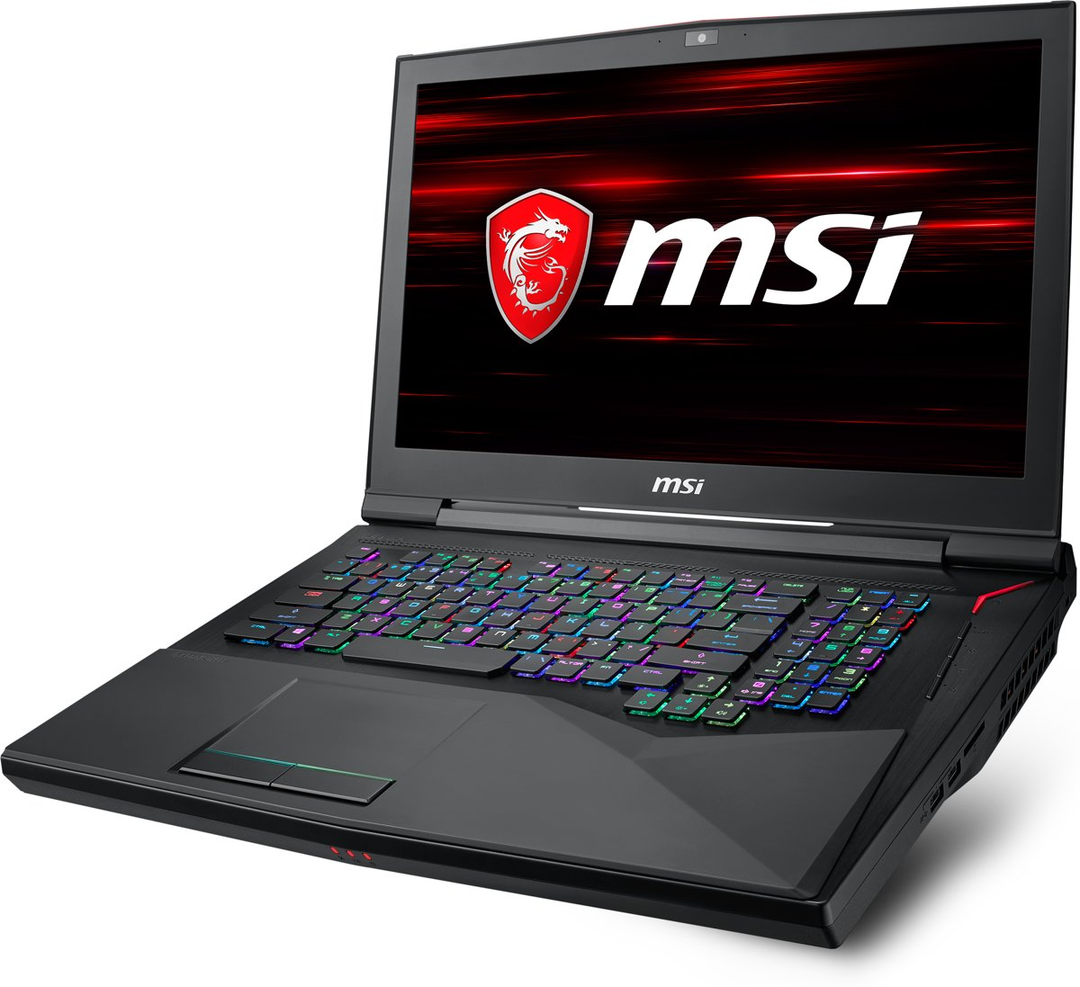 MSI GT75 Titan 8SF-010BE - Gaming Laptop - 17.3 Inch - Azerty