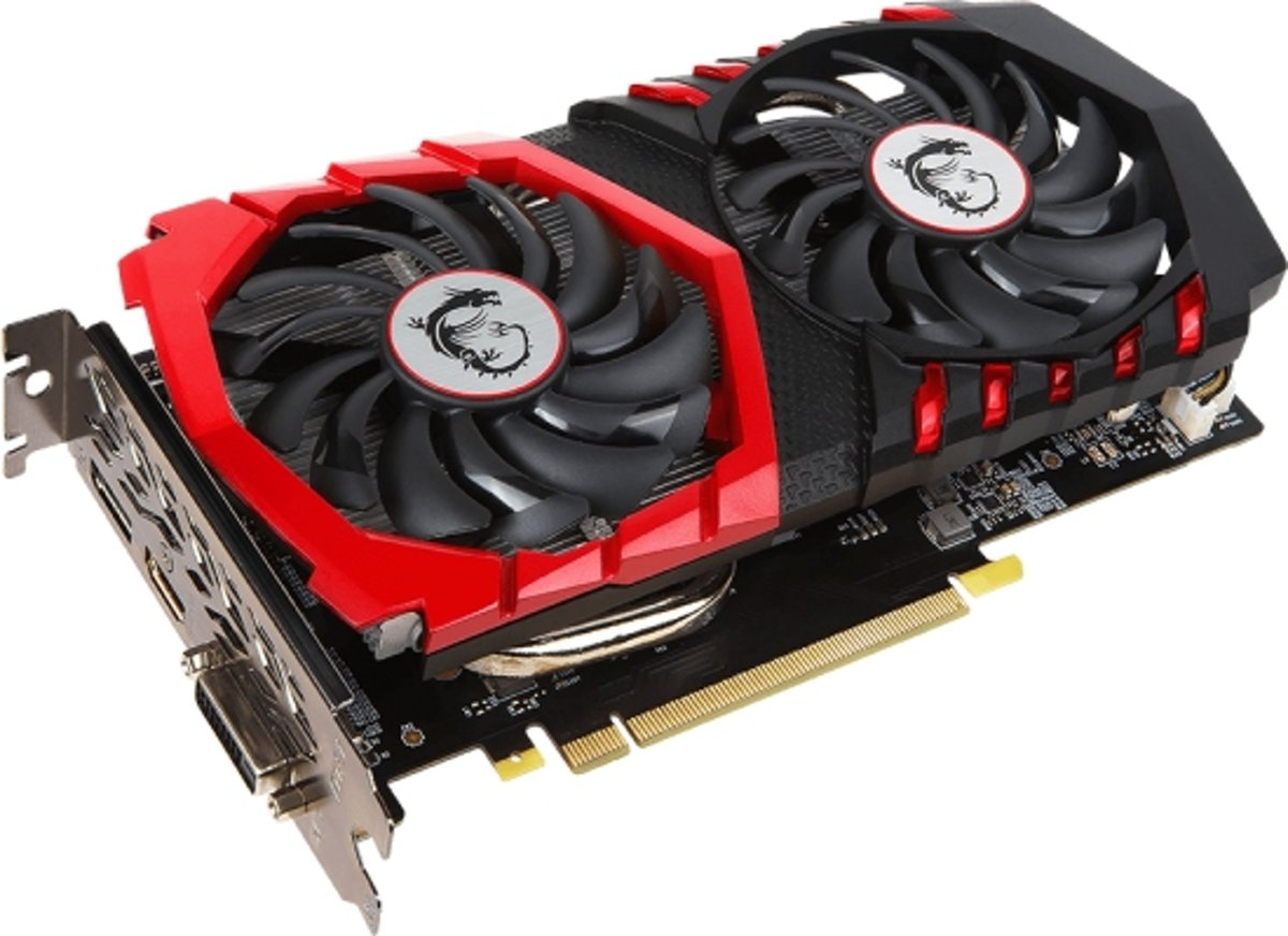 GeForce GTX 1050 Gaming X 2GB