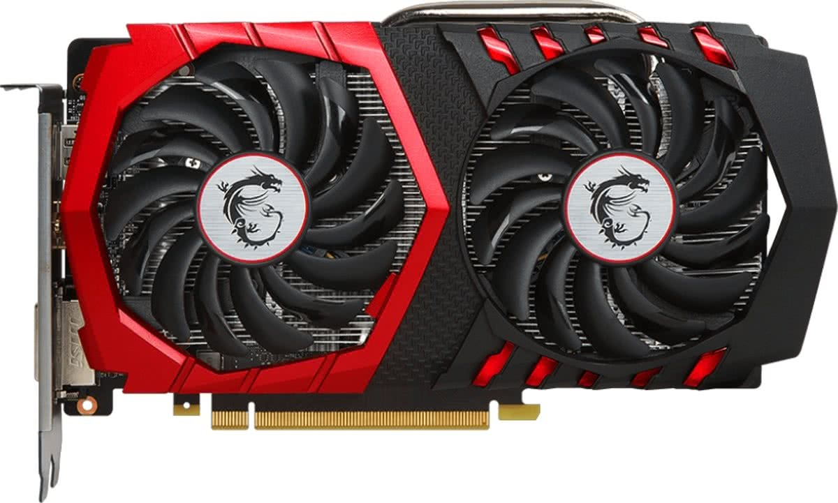 GeForce GTX 1050 Ti GAMING 4G