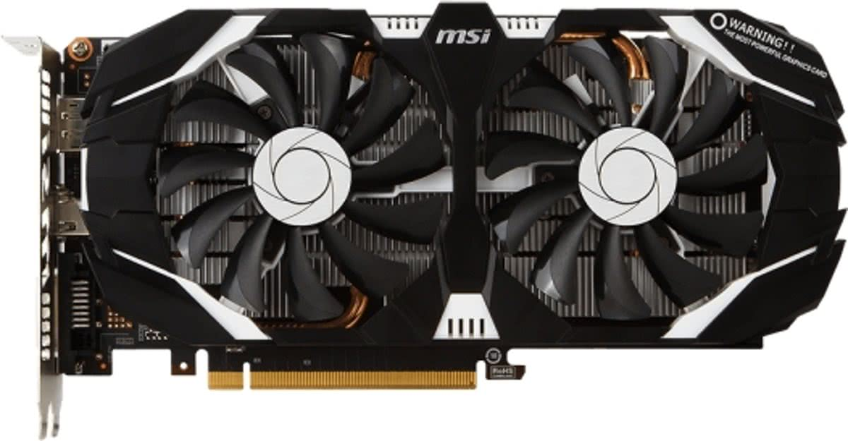 GeForce GTX 1060 6GT OC V1