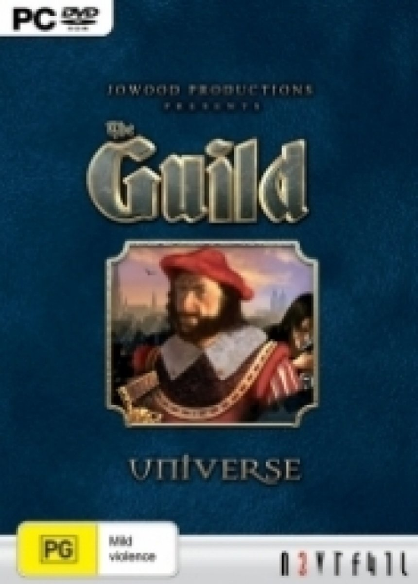 The Guild, Universe (the Guild 1 + 2 + Add-Ons) - Windows