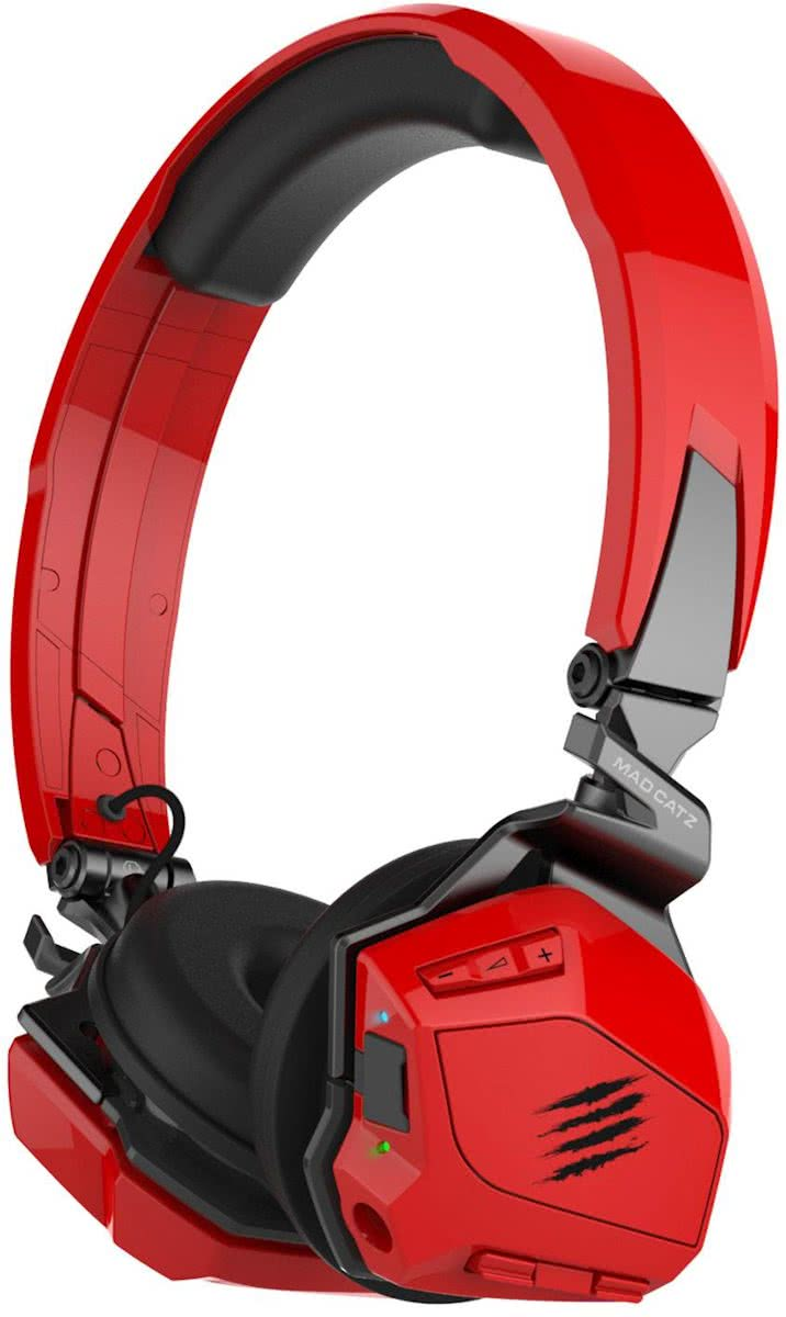 Madcatz F.R.E.Q. M Wireless Gaming Headset Rood PC + MAC