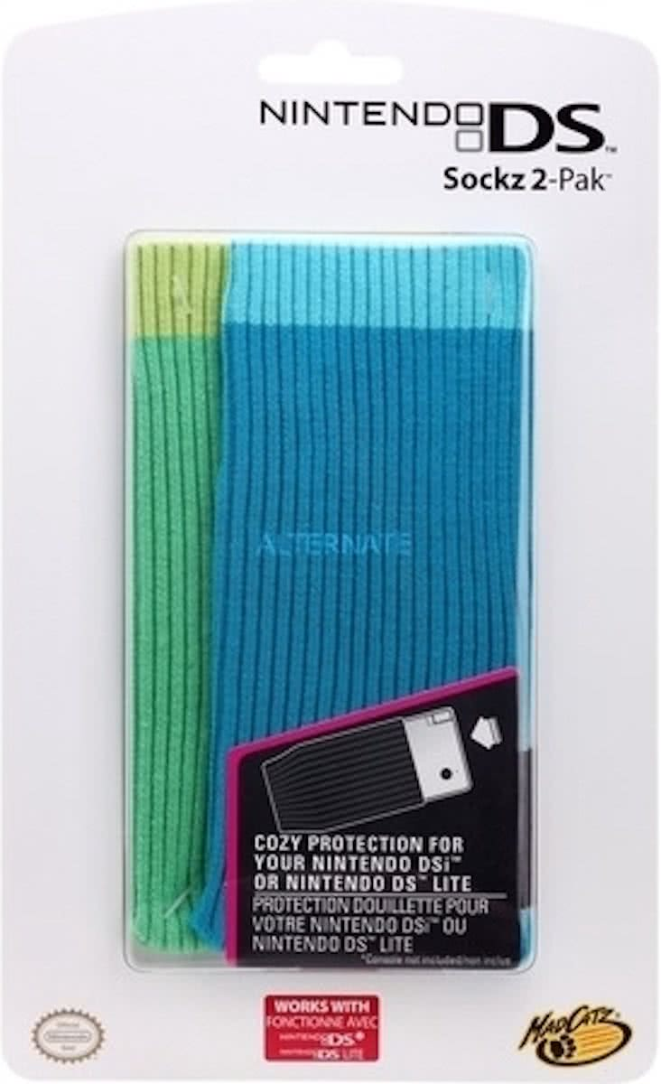 DS Lite/DSi Protection Sockz 2-pack