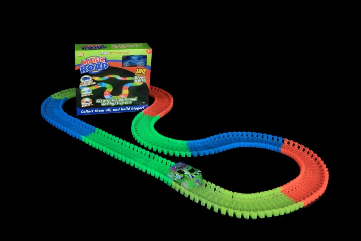 Magic Race Track (180 onderdelen)