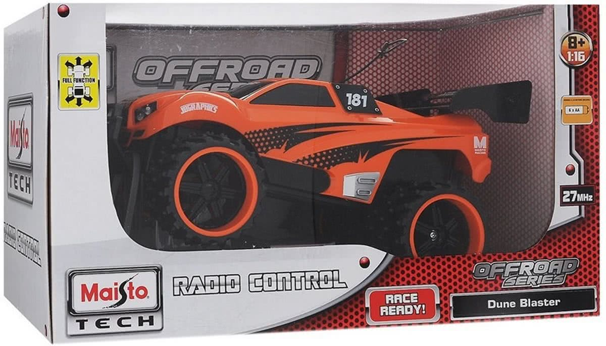 Tech R/C Off-Road Series Dune Blaster 1:16