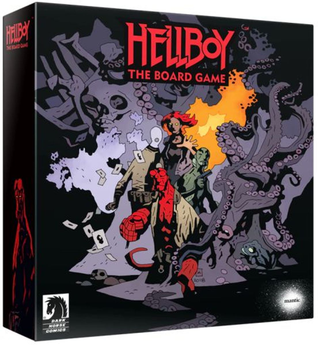 Hellboy: the Boardgame Deluxe Version