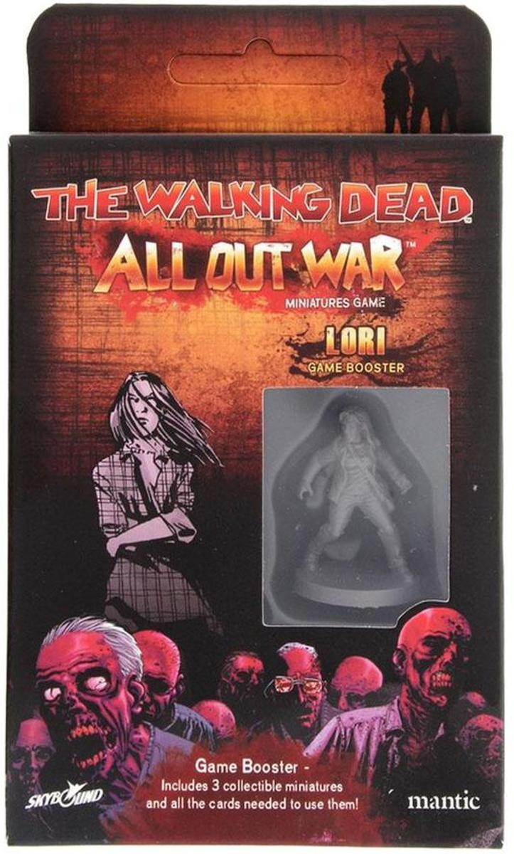 The Walking Dead: All Out War - Lori