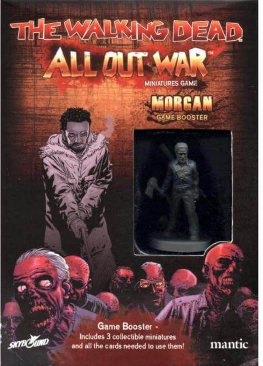 The Walking Dead: All Out War - Morgan
