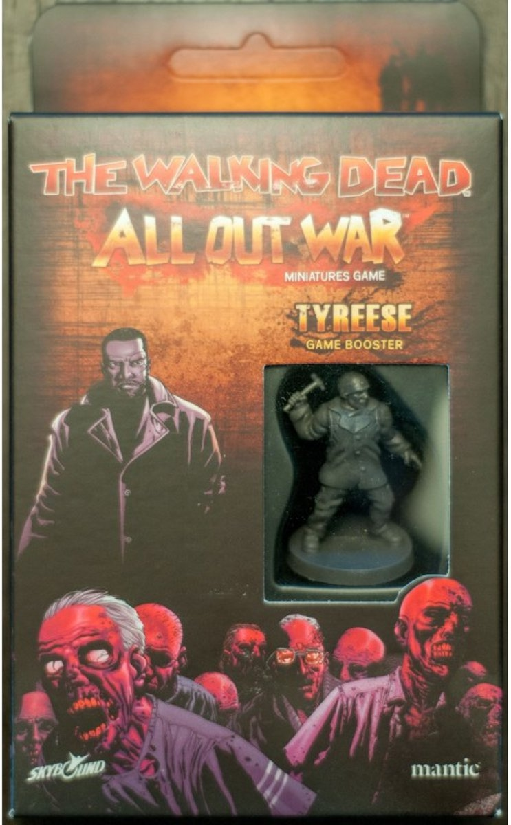 The Walking Dead: All Out War - Tyreese