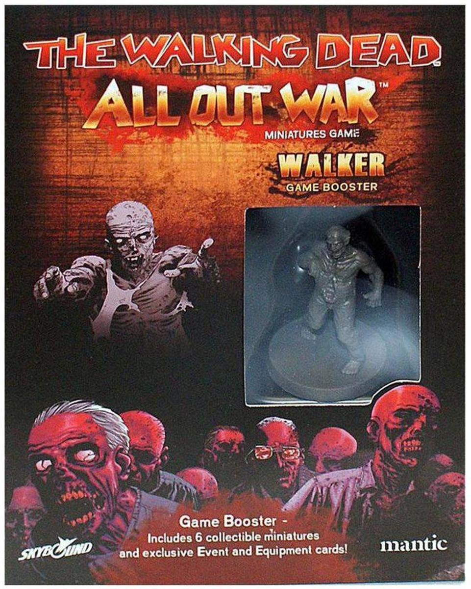 The Walking Dead: All Out War - Walker