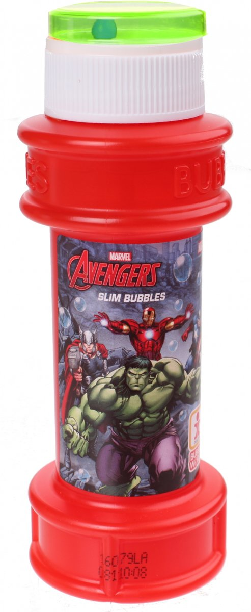Marvel Avengers Bellenblaas 120 Ml Groen