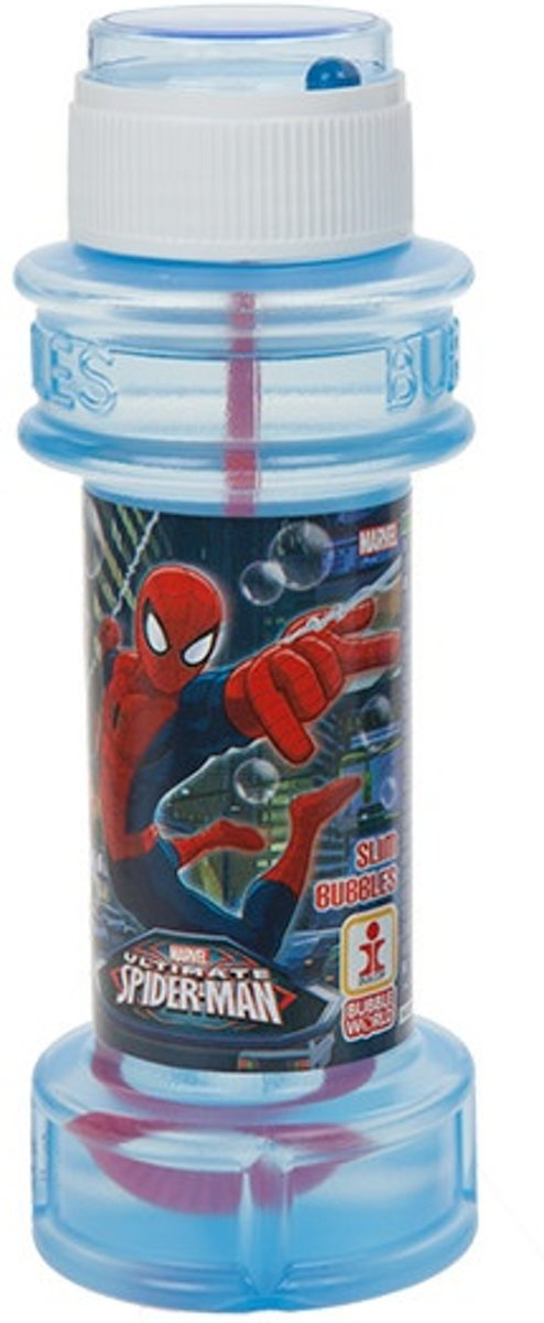 Spider-man 120 Ml Blauw