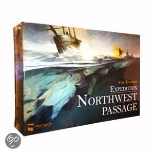 Northwest Passage - Bordspel