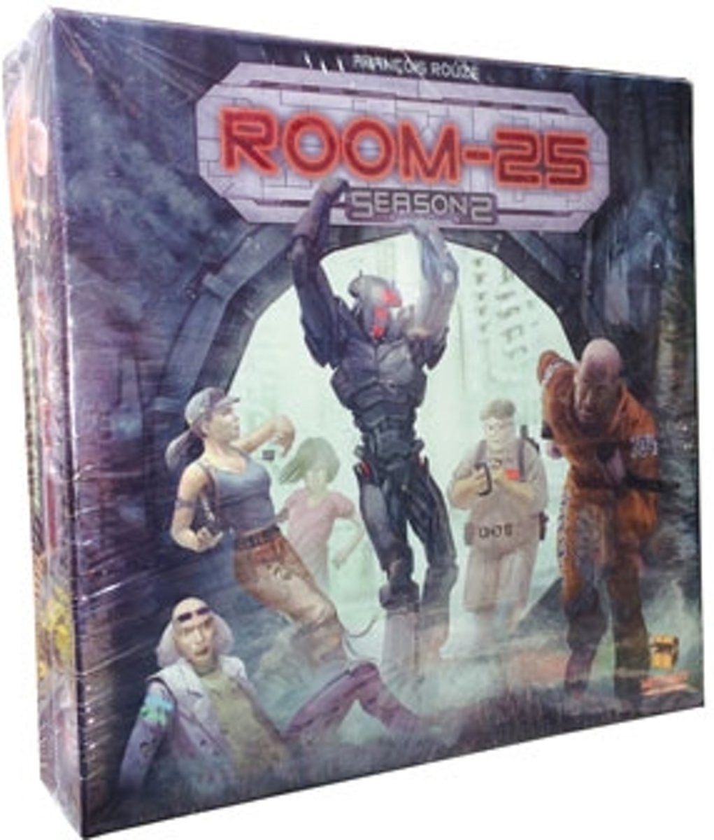 Room 25 - uitbr. - Season 2