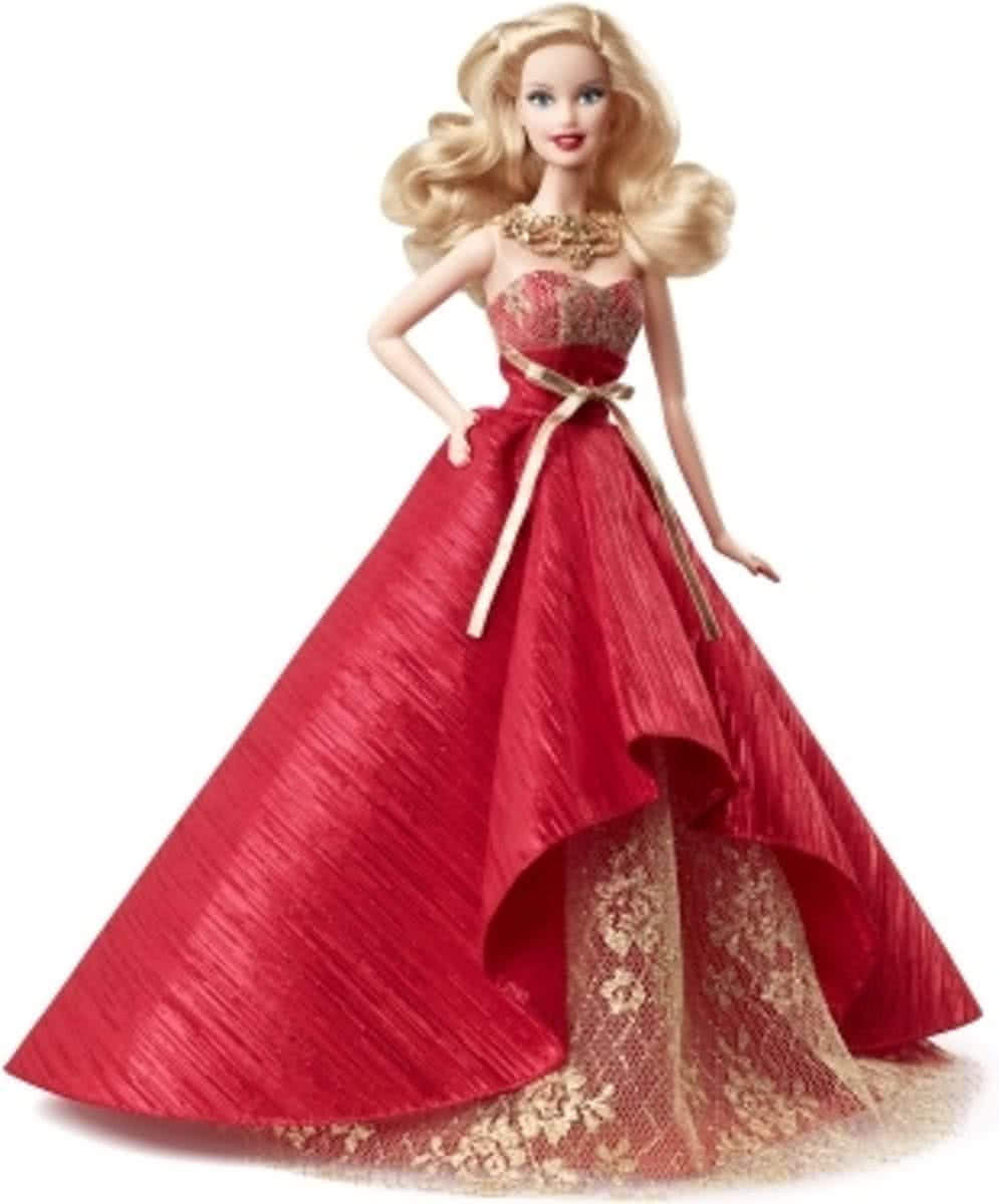 Barbie pop Kerstmis Collectors Doll 2014
