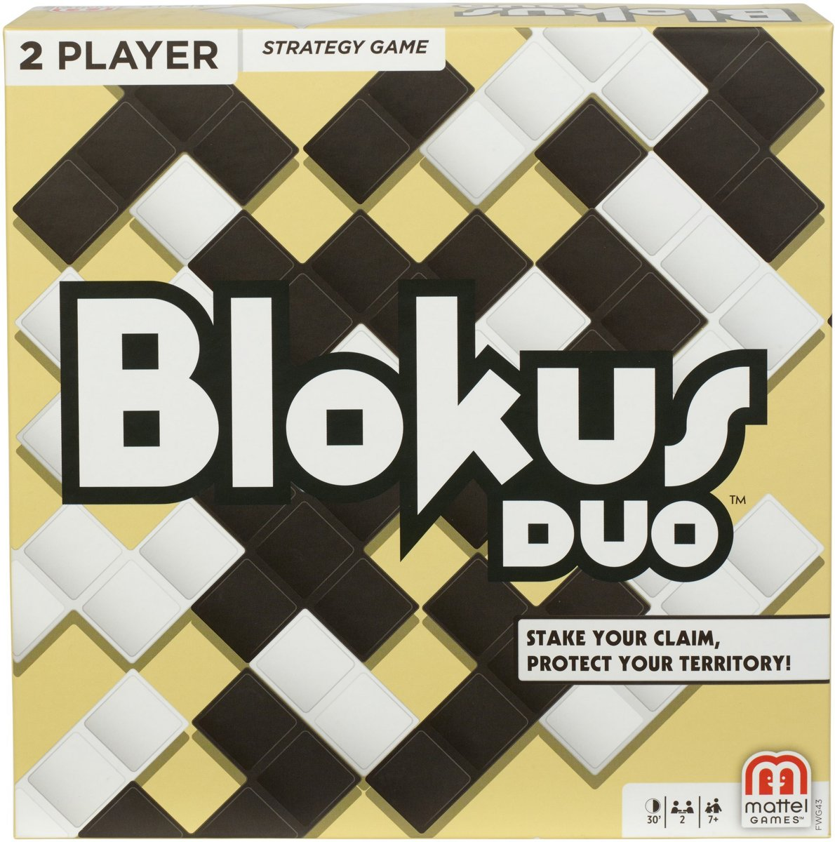 Blokus Duo - Strategiespel