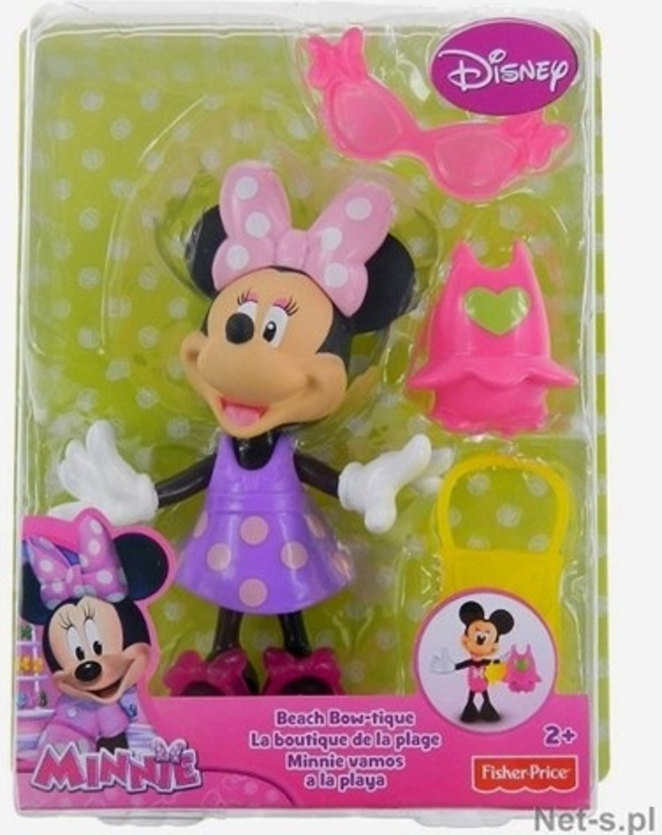 Fisher-Price Minnie Mouse Speelset