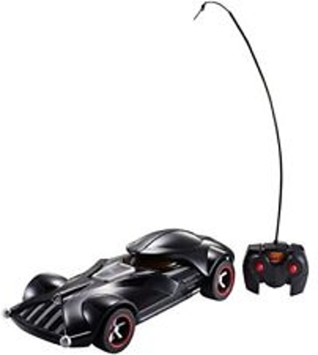 MATTEL Hot Wheels Star Wars: Darth Vader RC voertuig met Lights & Sounds