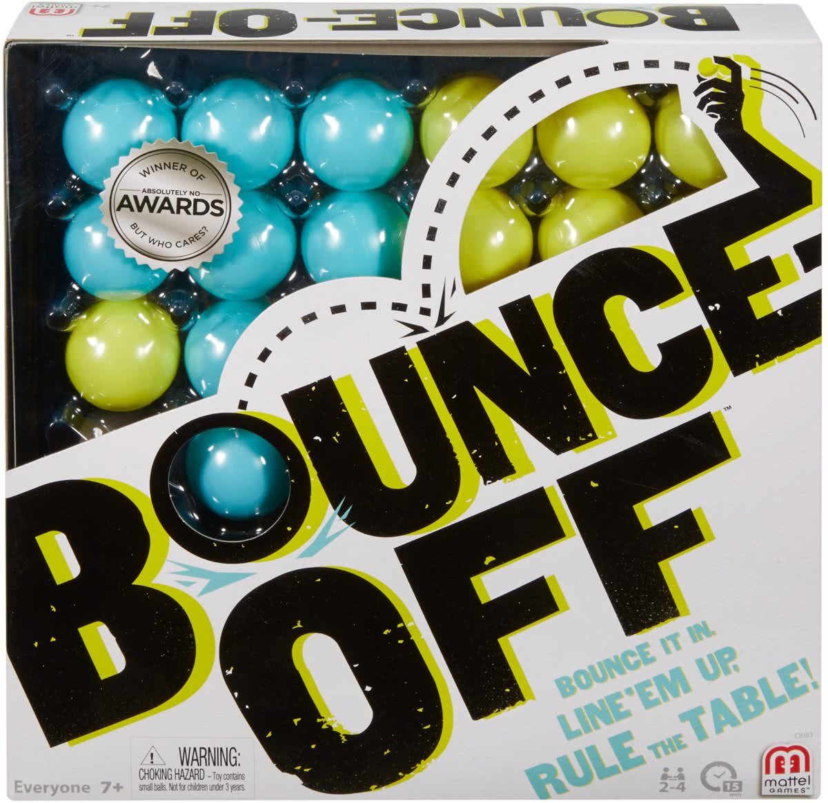 Games Bounce-Off - Bordspel