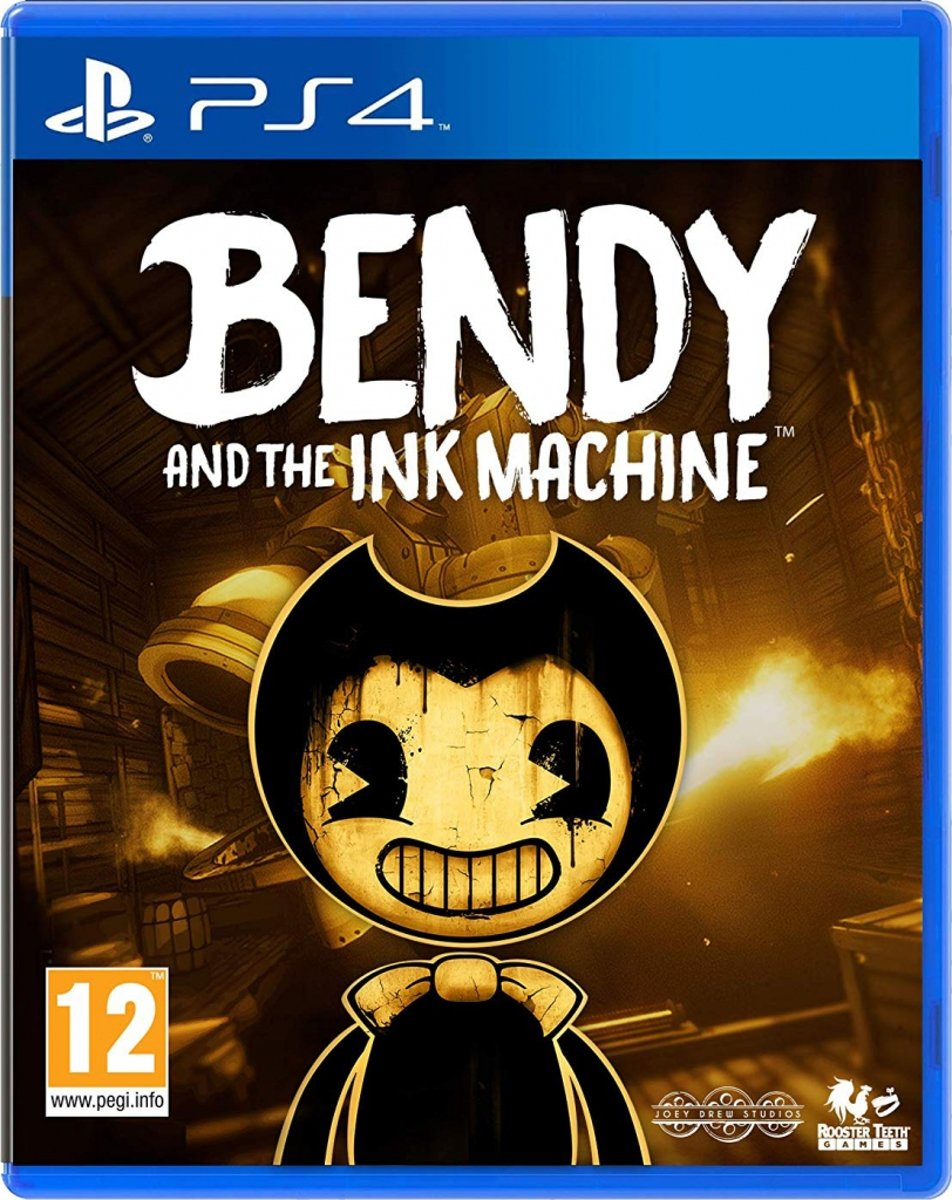 Bendy and the Ink Machine /PS4