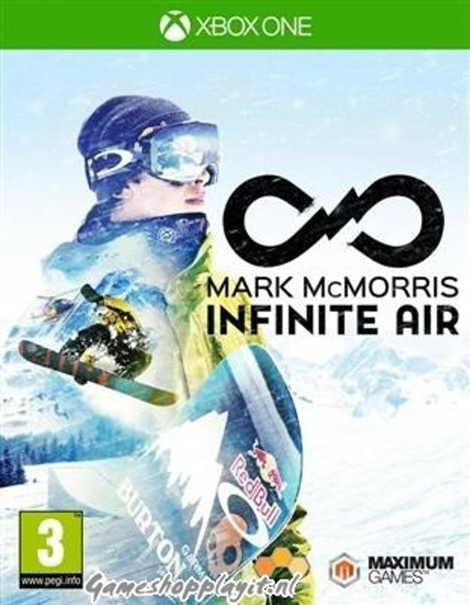 Mark McMorris Infinite Air /Xbox One