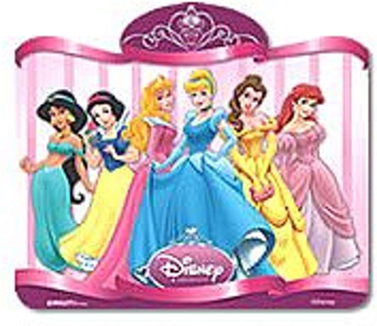 Disney Mousepad Princess