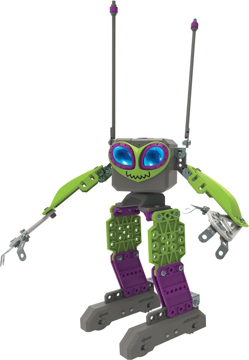 Meccano Micronoid Switch - Robot