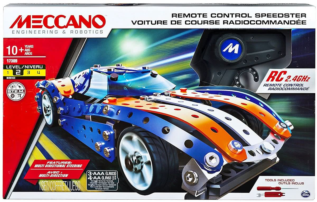 RC Muscle Car