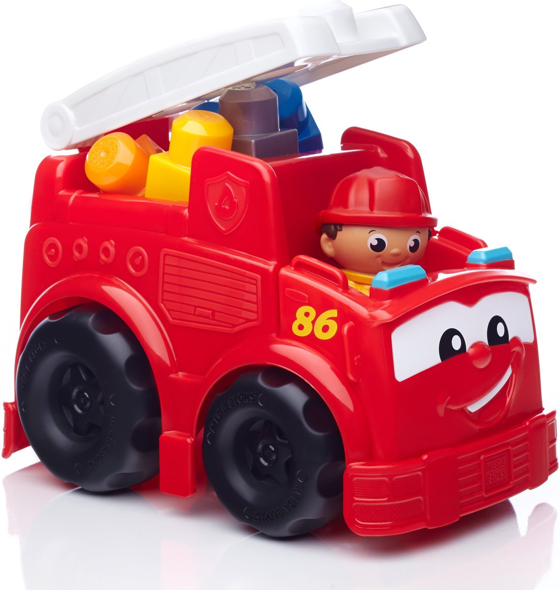 Mega Bloks - First Builders Fire Truck