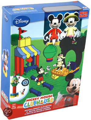 Mickey Mouse Garage