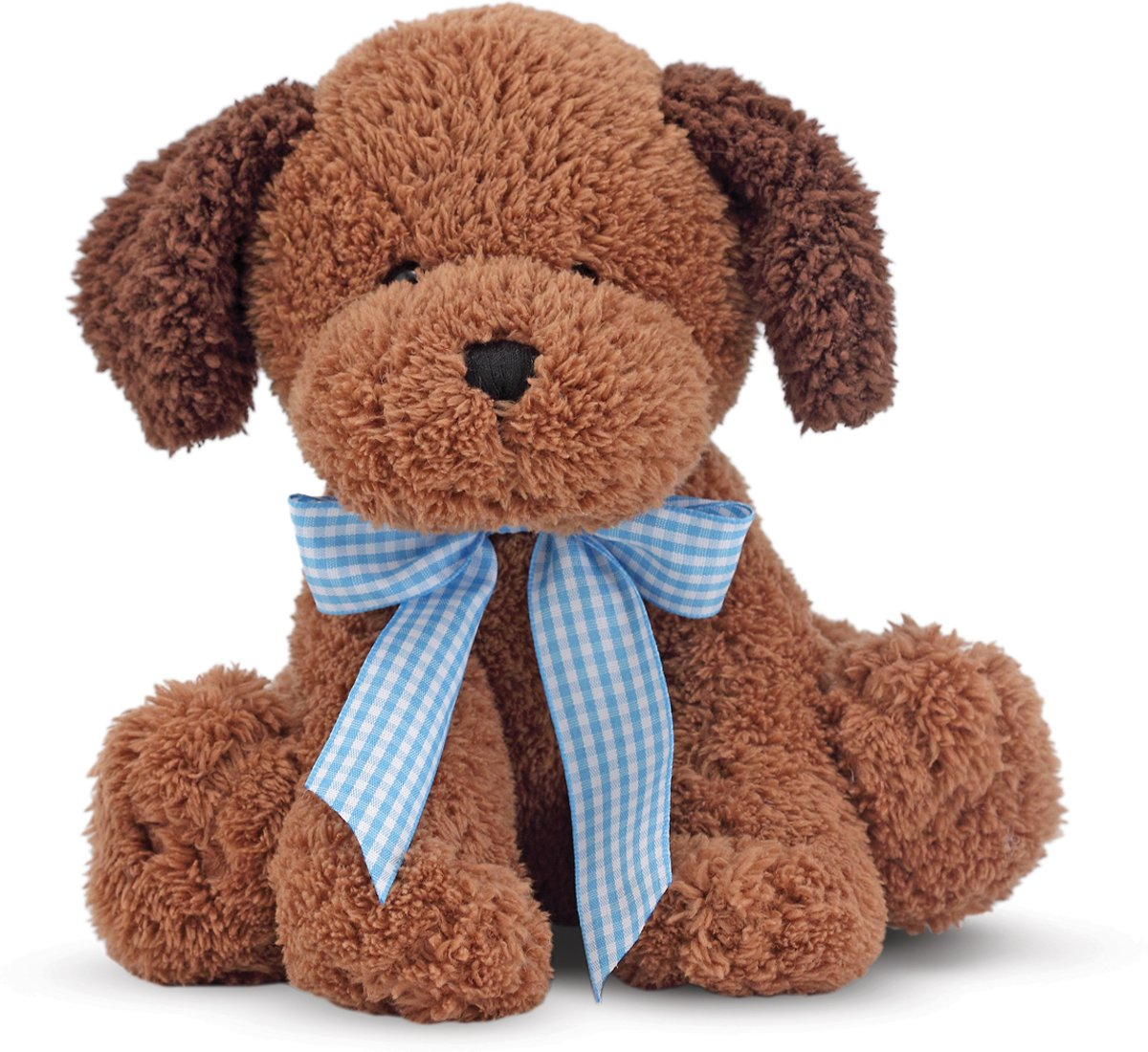 Melissa & Doug - Meadow Medley Chocolate Puppy - Pluche