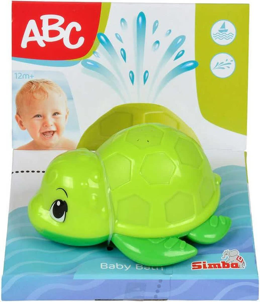 ABC Bad Schildpad