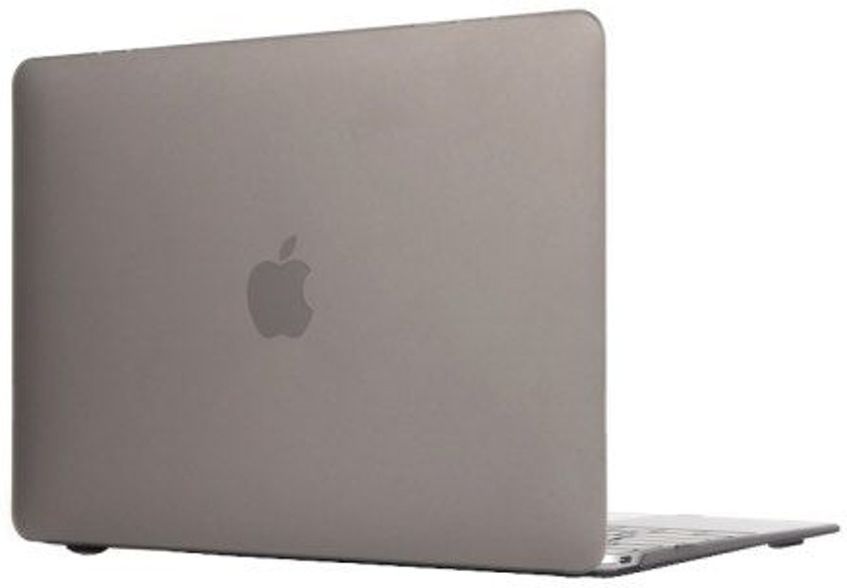 Apple Macbook 12 clip-on Cover Grijs