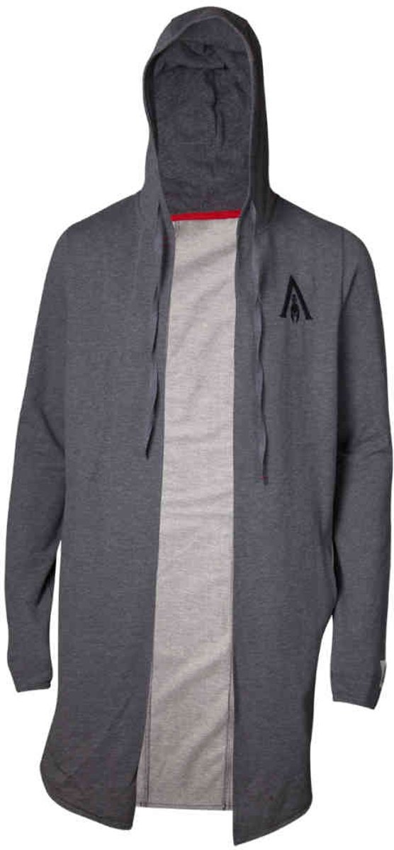 Assassins Creed Odyssey - Apocalyptic Warrior Throw Over Mens Hoodie - M