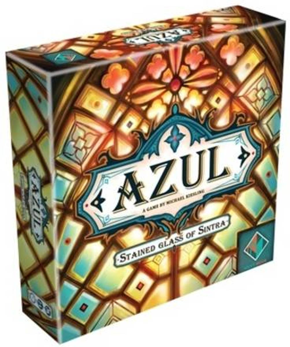 Azul: Stained Glass of Sintra (Engelse Versie)