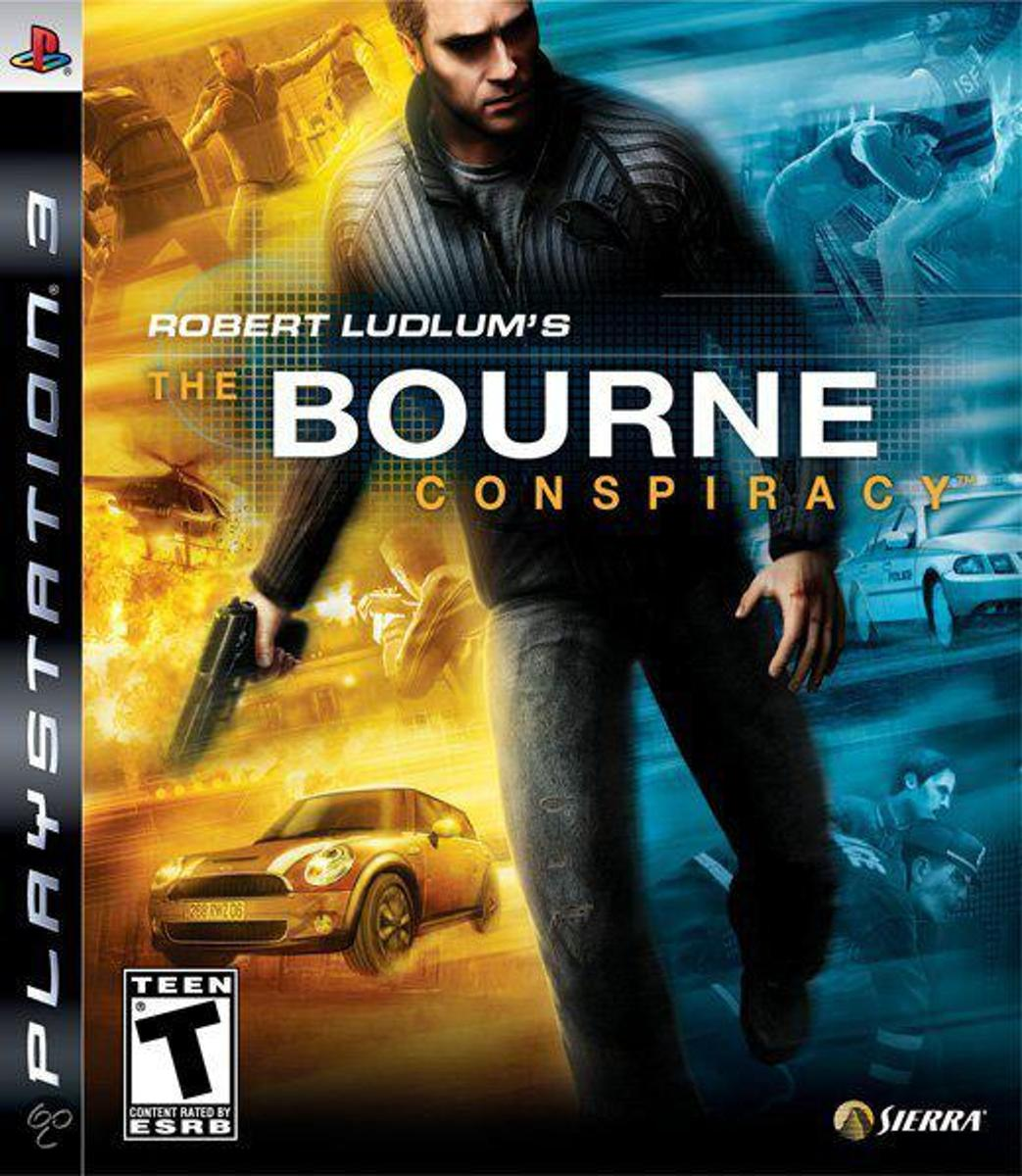 Bourne Conspiracy (USA)