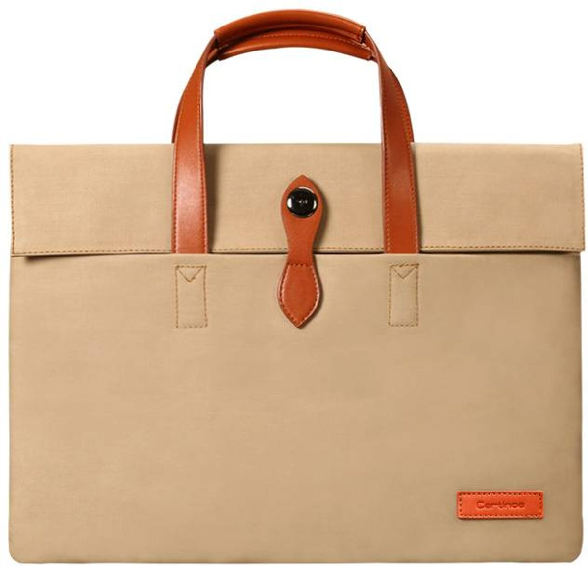 Cartinoe - fashion laptoptas 15 - khaki