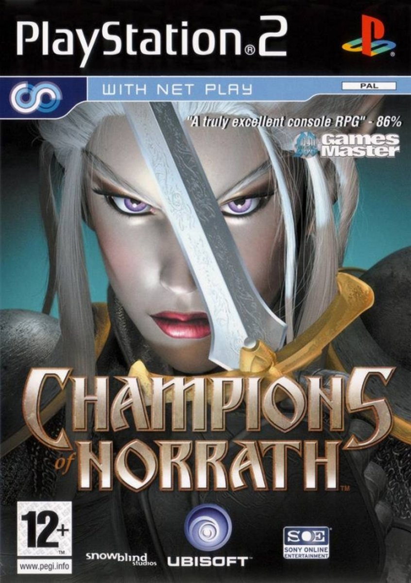 Champions of Norrath /PS2