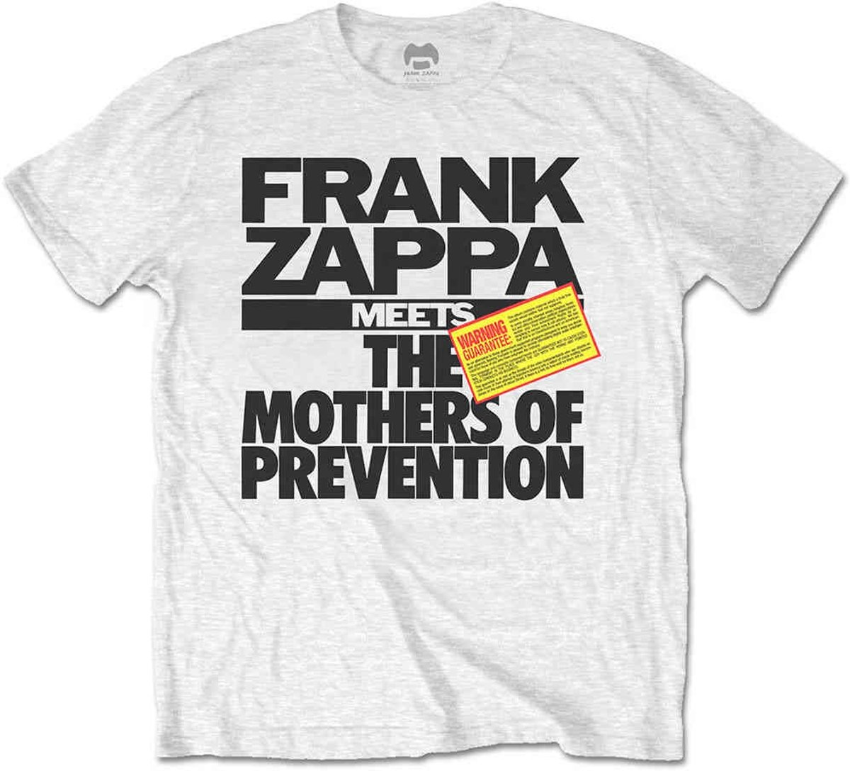 Frank Zappa Heren Tshirt -XL- The Mothers Of Prevention Wit